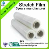 2017 Alibaba express wrapping clear plastic stretch film