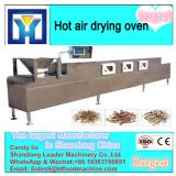Industrial square herbs vacuum drying oven with tray