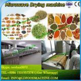 Dried shrimp microwave drying sterilization equipment