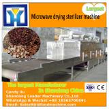 Low Temperature Pig skin puffing equipment Microwave  machine factory