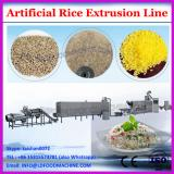 nutrition artificial man made rice extruder machine production line
