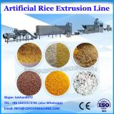 Jinan DG equipment long white artificial rice manufacturing line