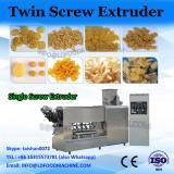 conical twin screw extruder construction machinery pvc window fabrication machinery