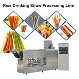 China manufacturer direct sell biodegradable full automatic biodegradable drinking straw making machine
