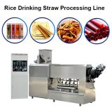 Fully Automatic Biodegradable Rice Drinking Straw Forming Winding Printing Making Machine Factory Manufacturing Price in Sale