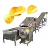 Lotus Root Yams Carrots Slicer/Potato Chips Cutting Cutter Machine/Automatic Food Slicing Machine